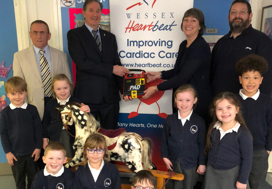 Southampton schools install life-saving cardiac equipment