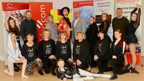 Dancing with Choirs is coming back to Bournemouth!
