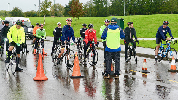 130 Cyclists Take to the Road and Raise £7,000